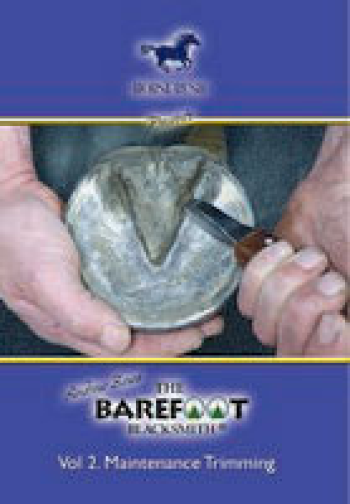 Instructional dvd Barefoot  Blacksmith|